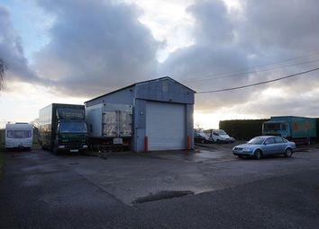 Thumbnail Light industrial to let in Premises At 246 Newcastle Road, Blakelow, Shavington, Cheshire