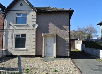 Thumbnail 2 bedroom semi-detached house to rent in Longlands Road, Lancaster
