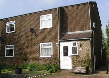 Thumbnail 2 bed semi-detached house to rent in Williams Close, Hanslope, Milton Keynes