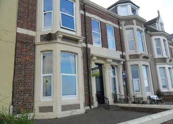 Thumbnail 1 bed flat to rent in Beverley Terrace, Cullercoats, North Shields