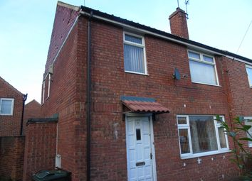 Thumbnail 3 bed terraced house for sale in Dykefield Avenue, Fawdon, Newcastle Upon Tyne