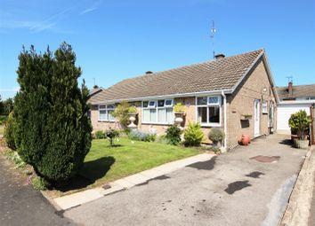 Thumbnail 2 bed semi-detached bungalow for sale in Leat Close, Norton, Malton
