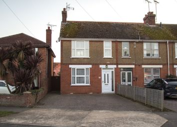 Thumbnail 3 bed end terrace house for sale in Graham Road, Felixstowe