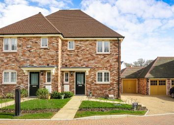 Thumbnail 3 bed semi-detached house for sale in Ibis Close, Ardingly, Haywards Heath