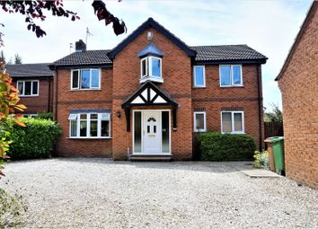 Thumbnail 4 bed detached house for sale in Highfields, South Cave, Brough