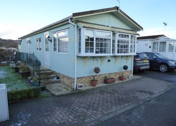 Thumbnail 2 bed mobile/park home for sale in Garden Of England Park, Harrietsham, Maidstone, Kent