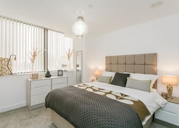 Thumbnail 2 bed flat for sale in 105 Broad Street, Birmingham