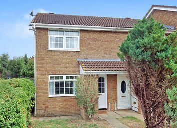 Thumbnail 2 bedroom end terrace house to rent in Shrewton Close, Trowbridge