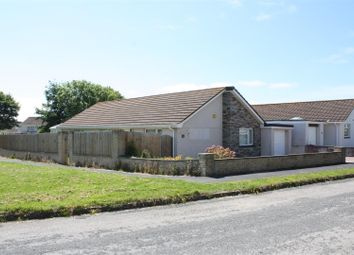 Thumbnail 4 bed detached bungalow to rent in Towan Blystra Road, Newquay