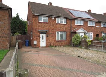 Thumbnail 3 bed end terrace house for sale in Daiglen Drive, South Ockendon