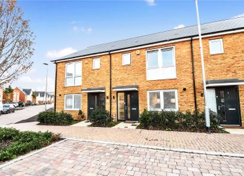 3 bed terraced house for sale in Pearmain Close, Greenhithe, Kent DA9