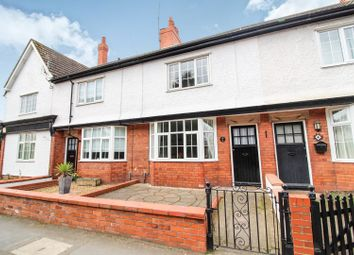 Thumbnail 2 bed terraced house for sale in Cherry Brow Terrace, Willaston
