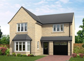 Thumbnail 4 bed detached house for sale in The Settle, Kings Croft, Killinghall, Near Harrogate