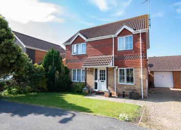 Thumbnail 3 bed detached house for sale in Harlequin Drive, Spalding