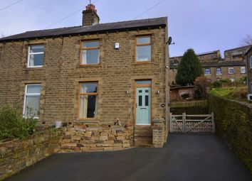 Thumbnail 3 bed semi-detached house for sale in Dunford Road, Holmfirth