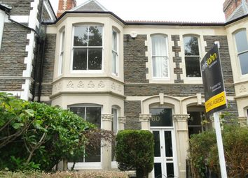 Thumbnail 3 bed terraced house to rent in Plasturton Avenue, Pontcanna, Cardiff, South Glamorgan