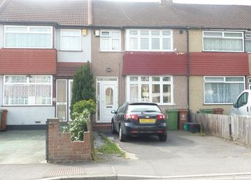 Thumbnail 3 bed terraced house to rent in Fendyke Road, Belvedere, Kent