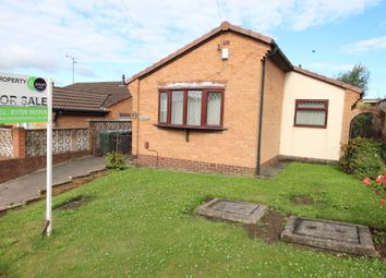 Thumbnail 3 bed detached bungalow for sale in Oakbank Close, Swinton, Mexborough
