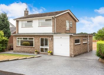 Thumbnail 3 bed detached house for sale in Townfield Drive, Little Budworth, Tarporley, Cheshire