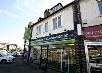 Thumbnail 2 bed flat to rent in Stratford Road, Shirley, Solihull