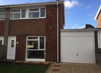 Thumbnail 3 bedroom semi-detached house for sale in Heol Y Twyn, Swansea