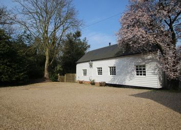 Thumbnail 2 bedroom cottage to rent in Wissington Road, Nayland, Colchester