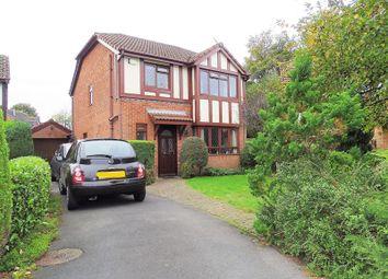 Thumbnail 3 bedroom detached house for sale in Ridge Way, Penwortham, Preston