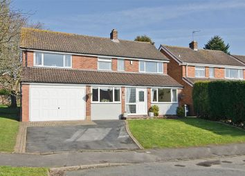 Thumbnail 4 bed detached house for sale in Ferndale Road, Lichfield