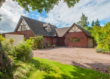 Thumbnail 4 bed detached bungalow for sale in The Park, Wormelow, Hereford