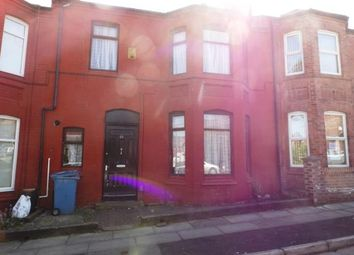 Thumbnail 4 bed terraced house for sale in St. Johns Avenue, Walton, Liverpool, Merseyside