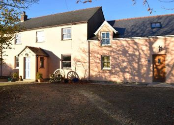 Thumbnail 4 bedroom detached house for sale in Mynachlogddu, Clynderwen