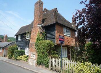 Thumbnail 4 bed property to rent in Church Street, Shoreham, Sevenoaks
