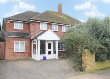Thumbnail 5 bed semi-detached house for sale in St. Giles Avenue, Ickenham