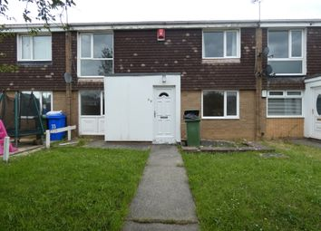 Thumbnail 2 bed flat to rent in Holystone Close, Newsham Farm, Blyth, Northumberland