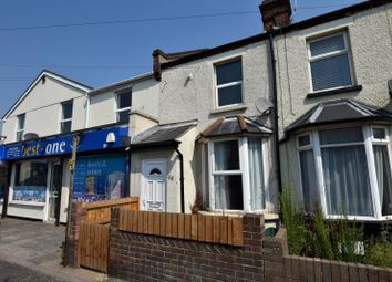Thumbnail 2 bed end terrace house to rent in St Osyth Road, Clacton On Sea, Essex