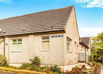 Thumbnail 1 bed bungalow for sale in Menzies Way, Slamannan, Falkirk