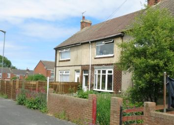 2 bed terraced house for sale in Cravens Cottages, Wingate, County Durham TS28
