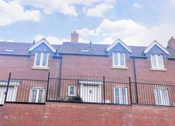 Thumbnail 2 bed terraced house for sale in Sidings Close, Thrapston, Kettering