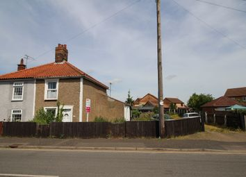 Thumbnail 2 bedroom semi-detached house for sale in Field Lane, Gaywood, King's Lynn