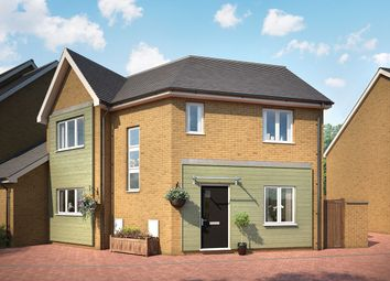 Thumbnail 3 bed detached house for sale in Ram Gorse, Elizabeth Way, Harlow