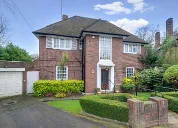 5 bed detached house for sale in West Heath Close, London NW3