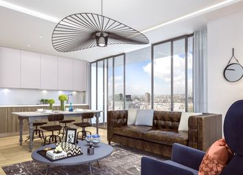 Thumbnail 1 bed flat for sale in The Stage, Shoreditch, London