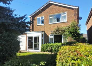 Thumbnail 3 bed link-detached house to rent in Westholme Close, Woodbridge