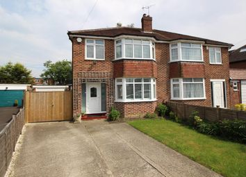 Thumbnail 3 bed semi-detached house for sale in Boundary Close, Tilehurst, Reading