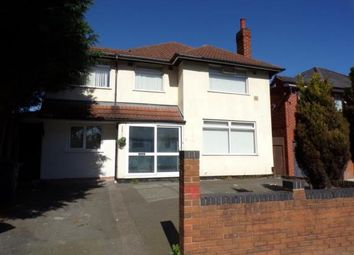 6 bed detached house for sale in Woodlands Road, Sparkhill, Birmingham, West Midlands B11