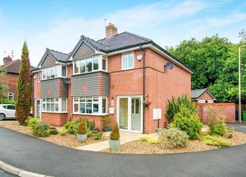 Thumbnail 3 bedroom semi-detached house for sale in Vaudrey Drive, Hazel Grove, Stockport, Cheshire
