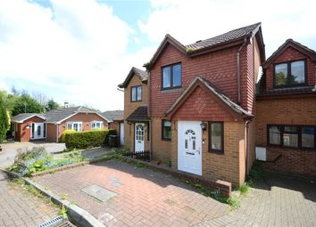 Thumbnail 3 bedroom terraced house for sale in Royale Close, Aldershot, Hampshire