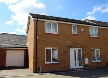 Thumbnail 3 bed semi-detached house for sale in Becket Grove, Nottingham
