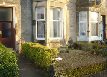 Thumbnail 1 bed flat for sale in Flat 0/2, 3, The Terrace, Ardbeg, Rothesay, Isle Of Bute