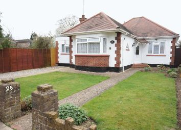 Thumbnail 3 bed bungalow for sale in Wycombe Avenue, Benfleet